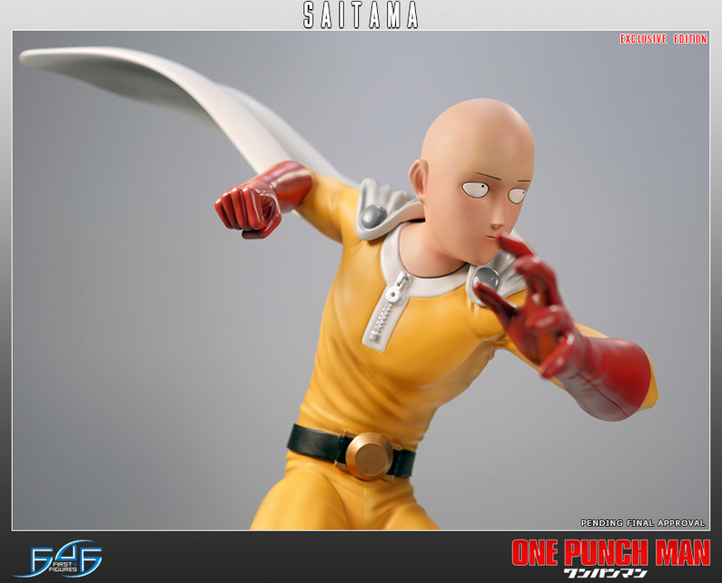 F4F : One Punch Man : SAITAMA S3110