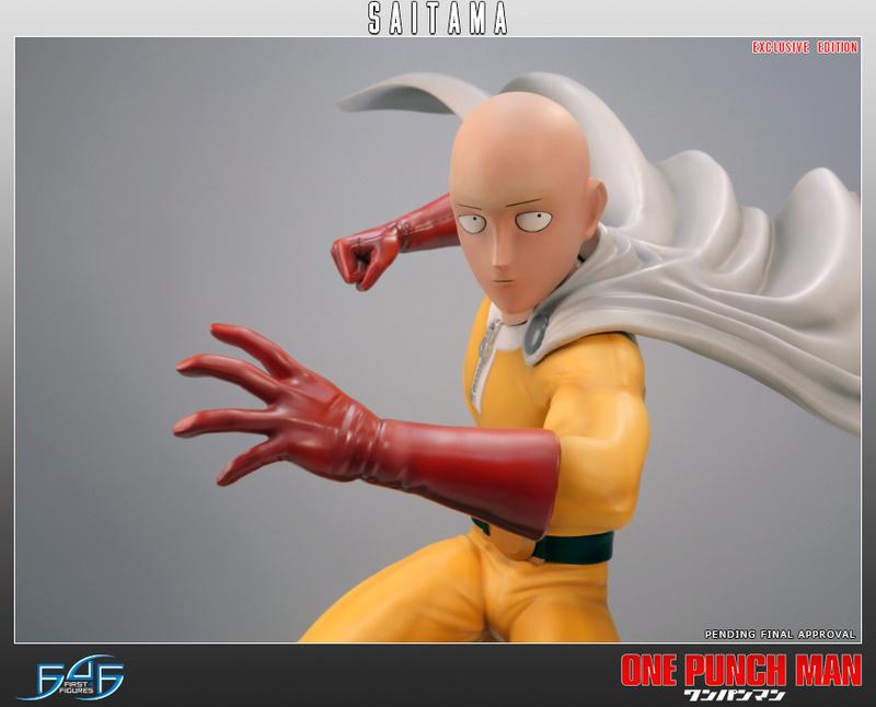 F4F : One Punch Man : SAITAMA S3210