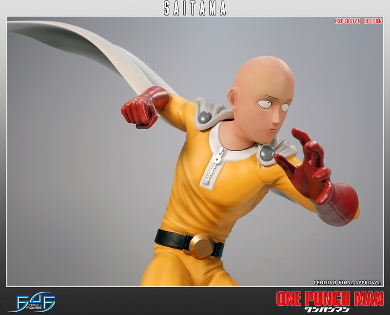 F4F : One Punch Man : SAITAMA S3310