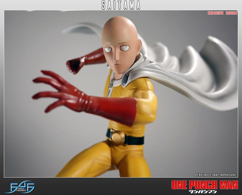 F4F : One Punch Man : SAITAMA S3410