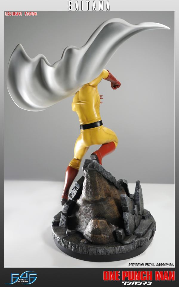 F4F : One Punch Man : SAITAMA S3810