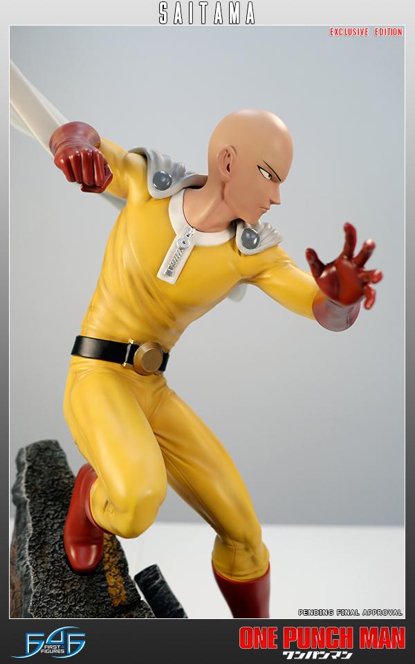 F4F : One Punch Man : SAITAMA S4610