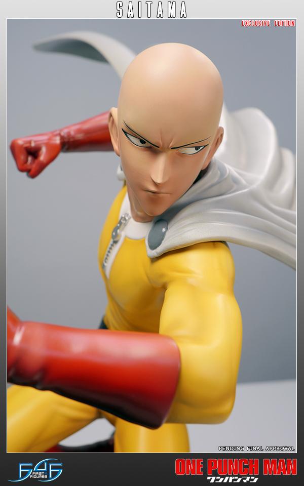 F4F : One Punch Man : SAITAMA S4810