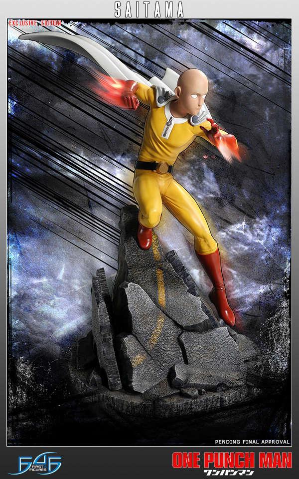 F4F : One Punch Man : SAITAMA S5210