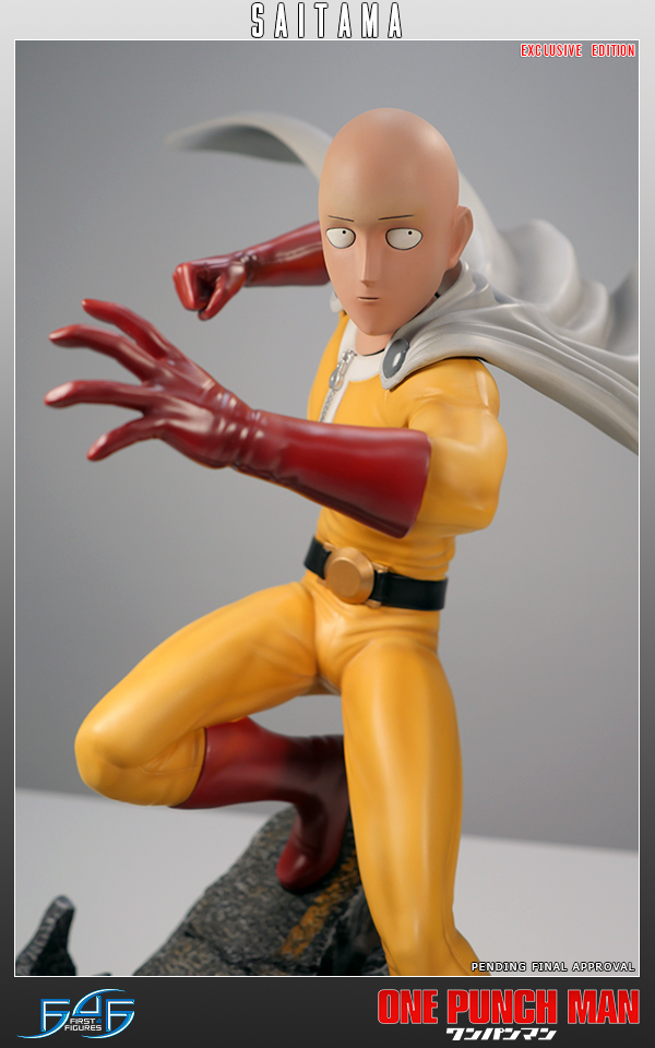 F4F : One Punch Man : SAITAMA S6210
