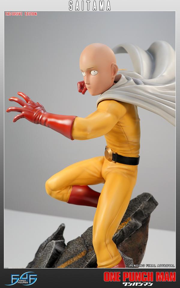 F4F : One Punch Man : SAITAMA S6310