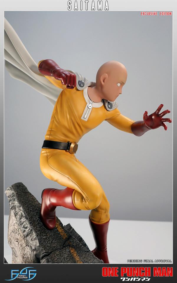 F4F : One Punch Man : SAITAMA S6410
