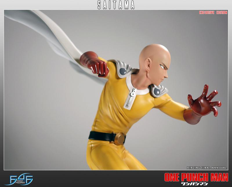 F4F : One Punch Man : SAITAMA S710