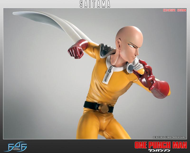 F4F : One Punch Man : SAITAMA S810
