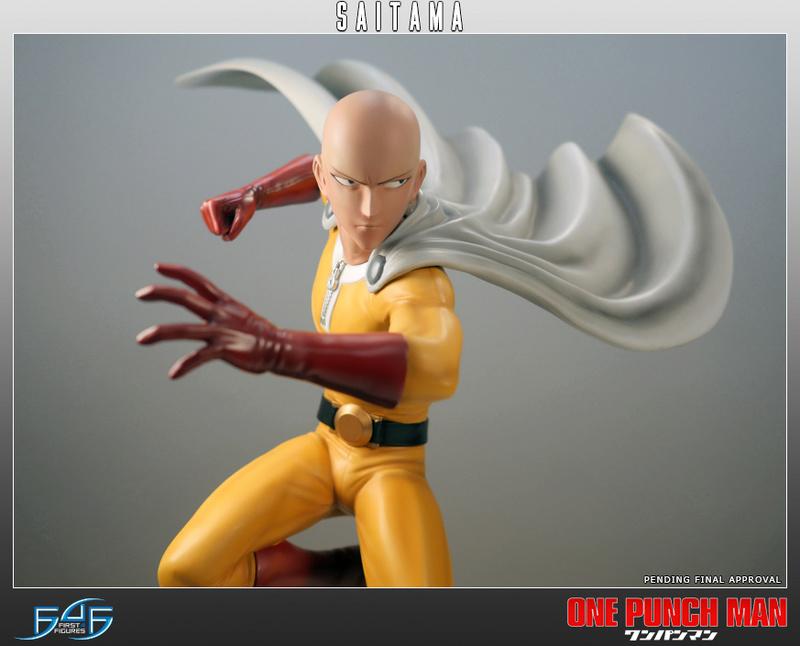 F4F : One Punch Man : SAITAMA W1010