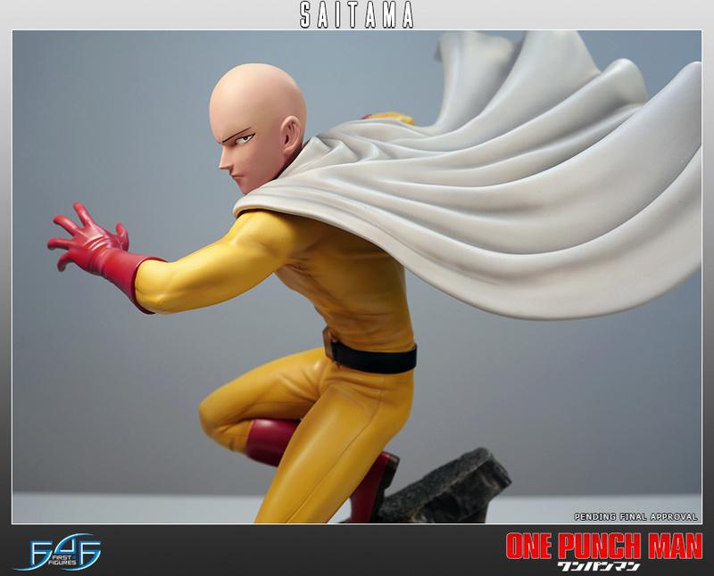 F4F : One Punch Man : SAITAMA W1410