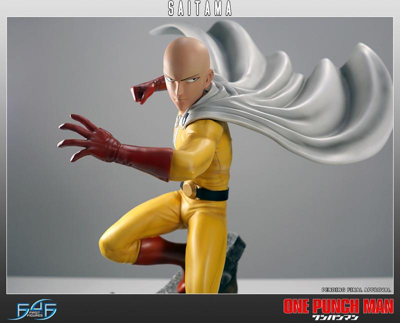 F4F : One Punch Man : SAITAMA W1510