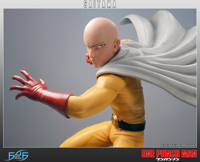 F4F : One Punch Man : SAITAMA W1610