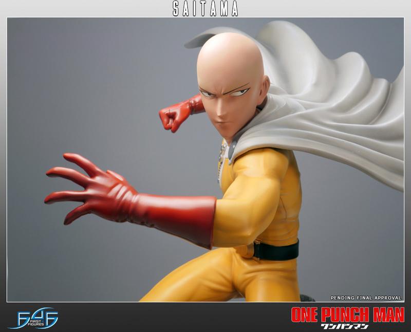 F4F : One Punch Man : SAITAMA W1710