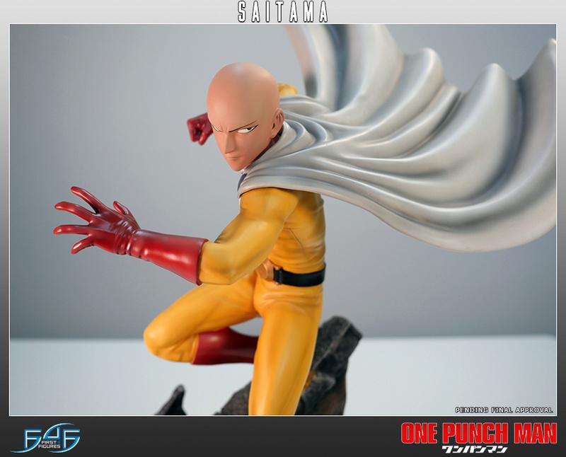 F4F : One Punch Man : SAITAMA W1810