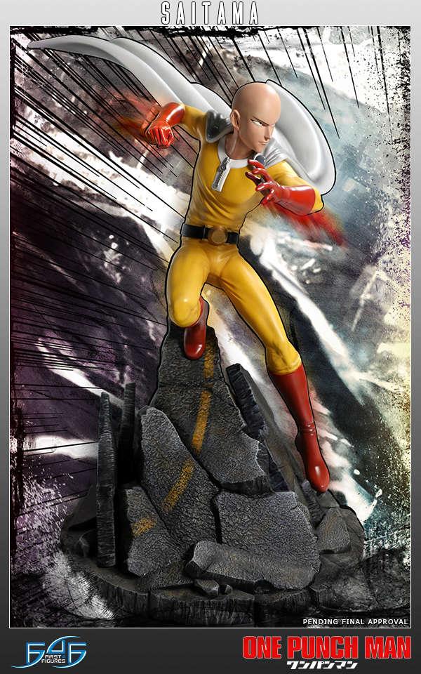 F4F : One Punch Man : SAITAMA W2010