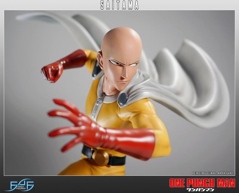 F4F : One Punch Man : SAITAMA W210