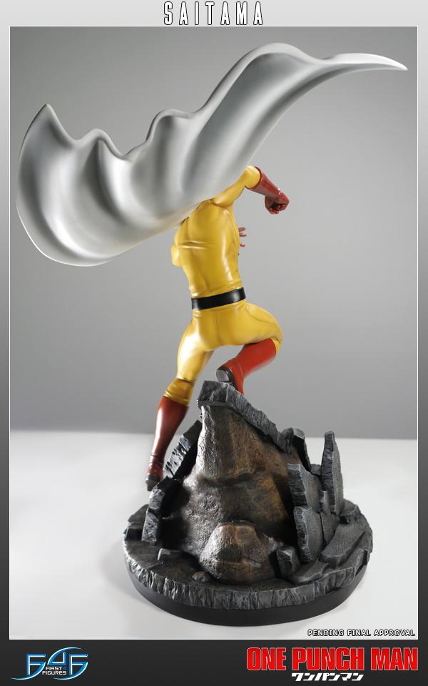 F4F : One Punch Man : SAITAMA W2310