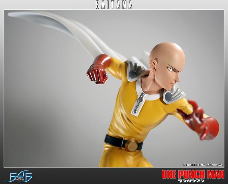 F4F : One Punch Man : SAITAMA W310
