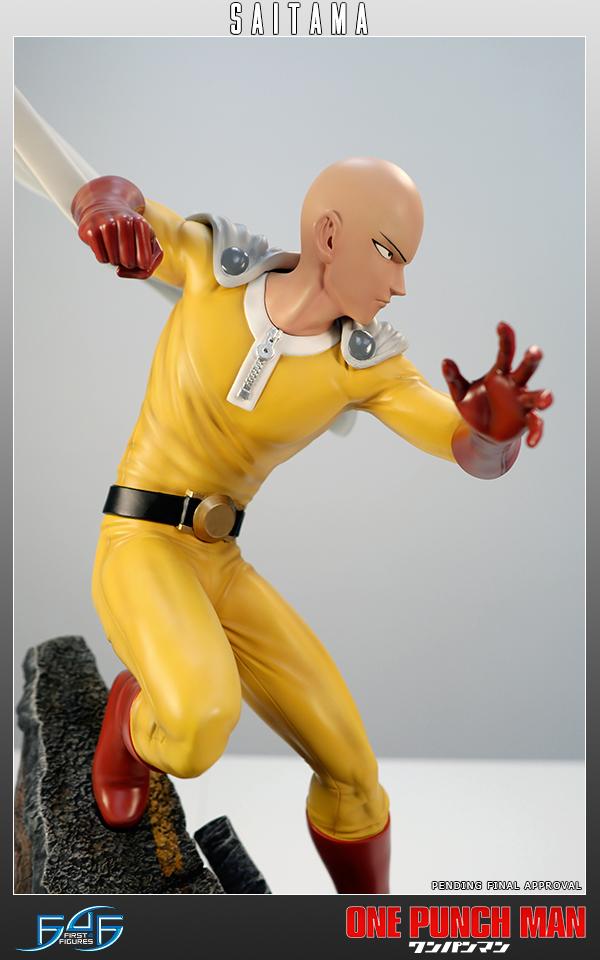 F4F : One Punch Man : SAITAMA W3110