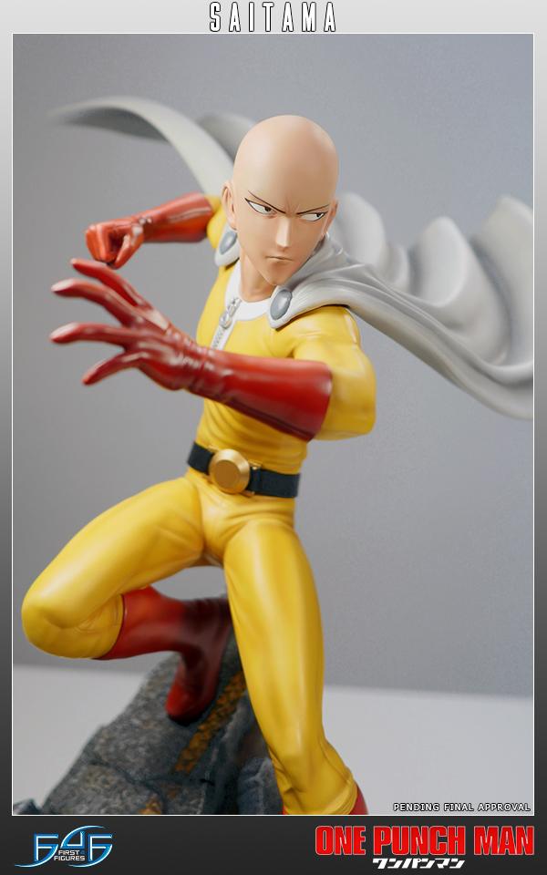 F4F : One Punch Man : SAITAMA W3210