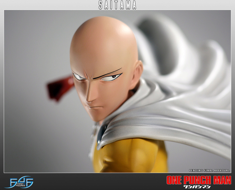 F4F : One Punch Man : SAITAMA W410