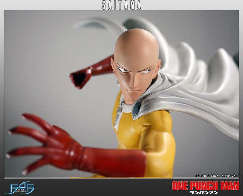 F4F : One Punch Man : SAITAMA W510