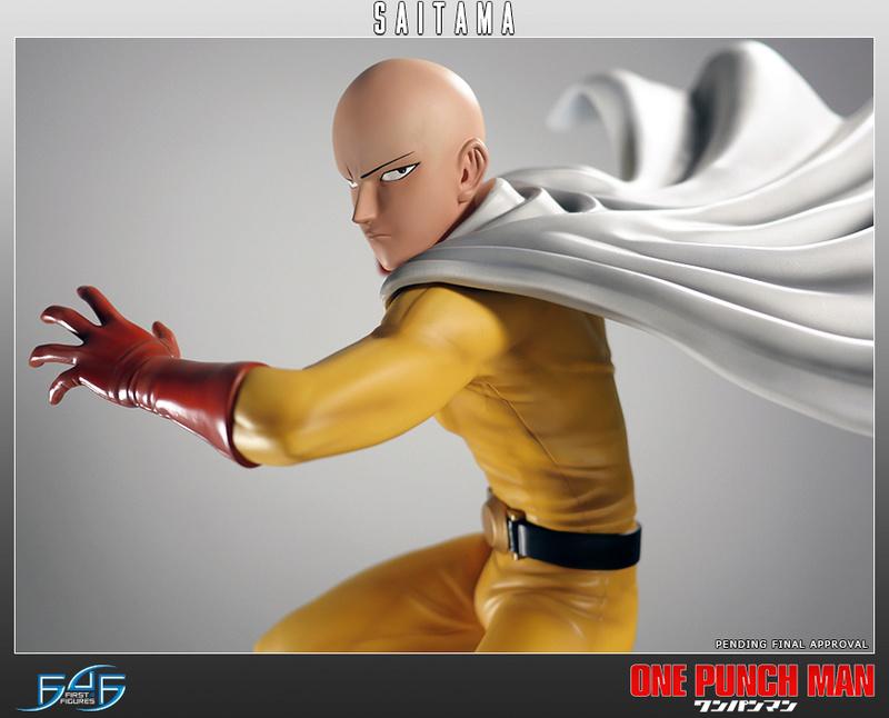 F4F : One Punch Man : SAITAMA W610