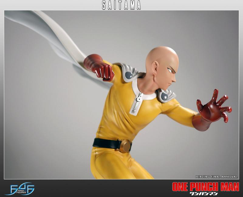 F4F : One Punch Man : SAITAMA W710