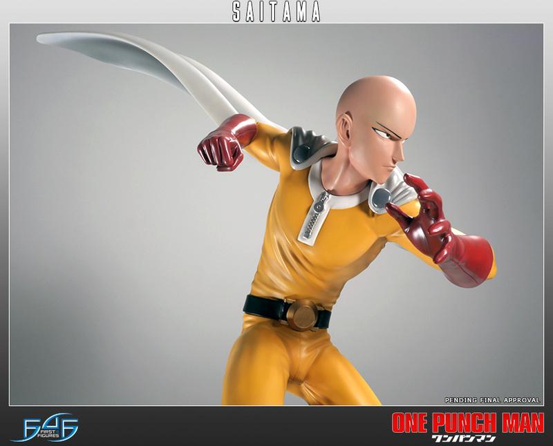 F4F : One Punch Man : SAITAMA W810