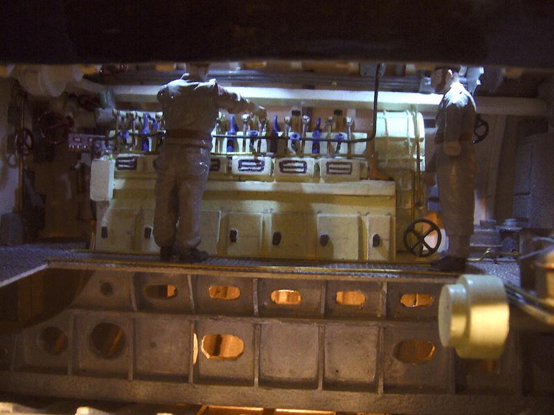 U VIIB / n° 100 Sur base U 47 Robbe P1190649