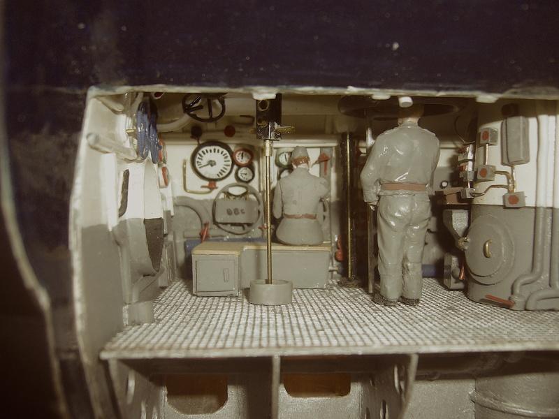U VIIB / n° 100 Sur base U 47 Robbe P1190657