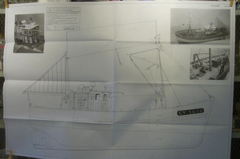 Le Saint Elme / maquette naviguante au 1/20° de Soclaine P1190910