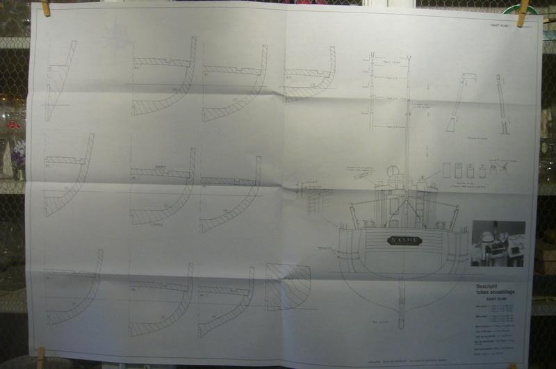 Le Saint-Elme / maquette navigante au 1/20° de Soclaine P1190913