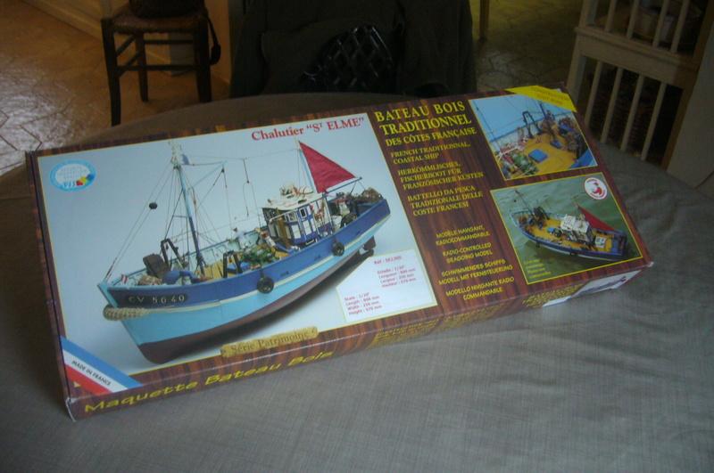 Le Saint Elme / maquette naviguante au 1/20° de Soclaine P1190914