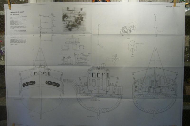 Le Saint Elme / maquette naviguante au 1/20° de Soclaine P1190916