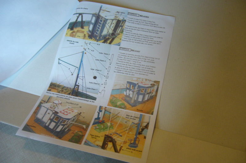 Le Saint-Elme / maquette navigante au 1/20° de Soclaine P1190925