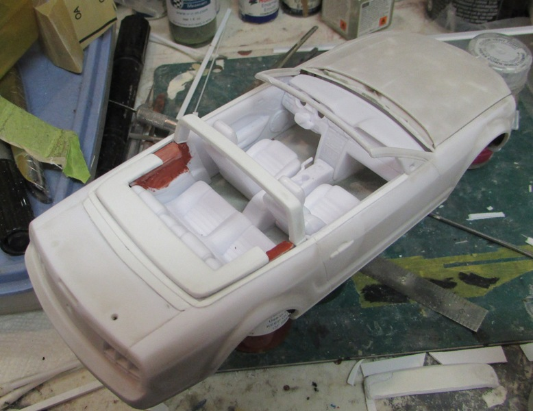 2006 Mustang GT décapotable, terminé 00210