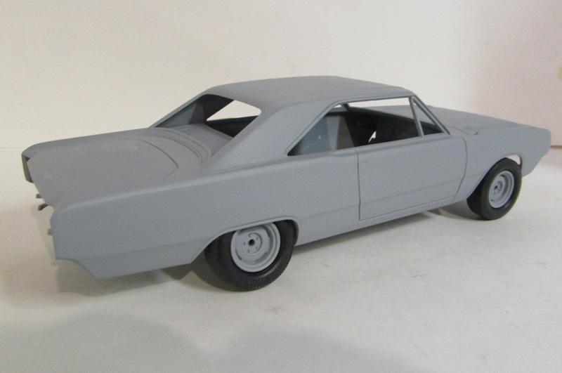 1968 Dodge Dart GTS  00414