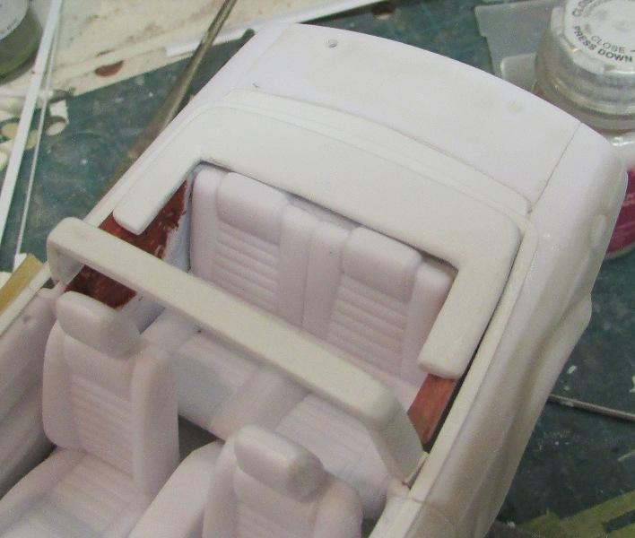2006 Mustang GT décapotable, terminé 00710