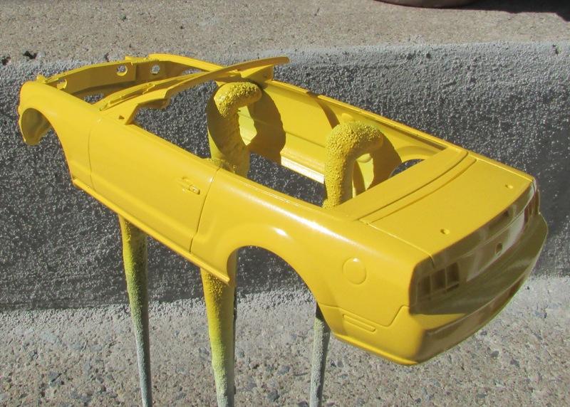 2006 Mustang GT décapotable 01012