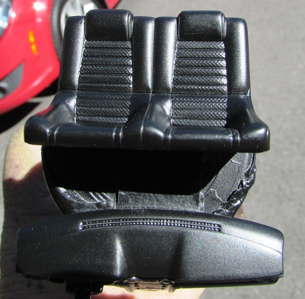 2006 Mustang GT décapotable 01511