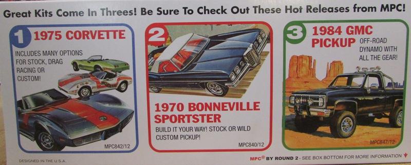 1973 Mustang de MPC  01512