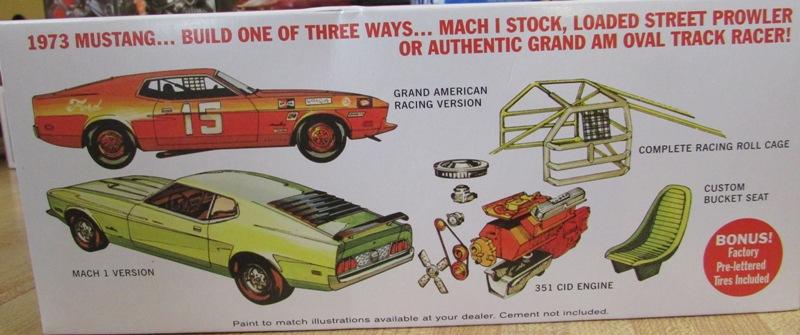 1973 Mustang de MPC  01612