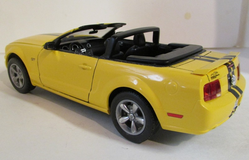 2006 Mustang GT décapotable 02113