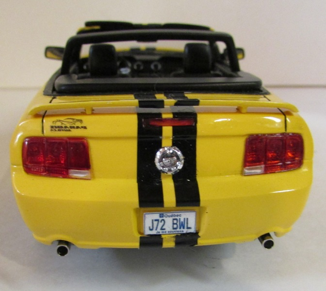 2006 Mustang GT décapotable 02413