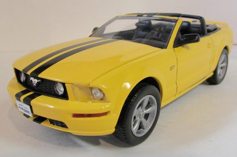 2006 Mustang GT décapotable 02511