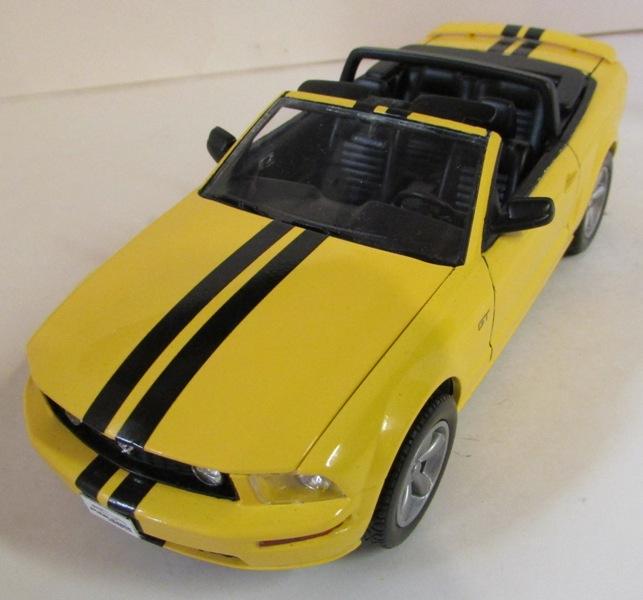 2006 Mustang GT décapotable 02611