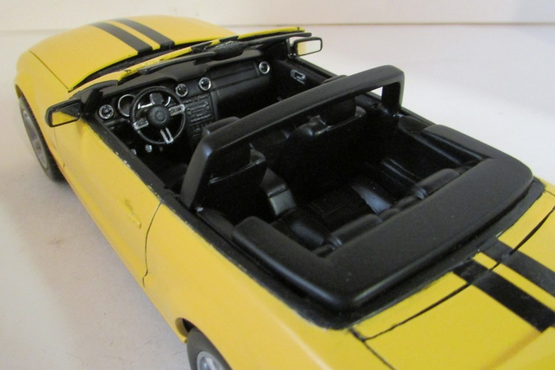 2006 Mustang GT décapotable 02710