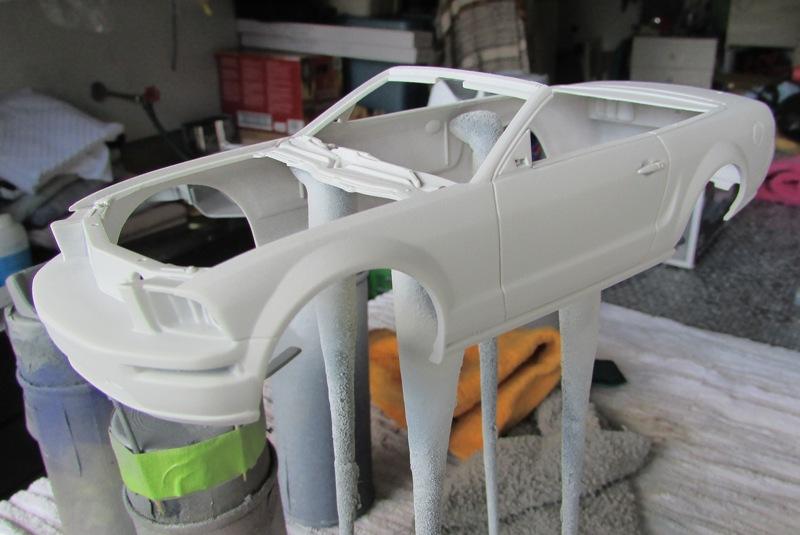 2006 Mustang GT décapotable, terminé 110
